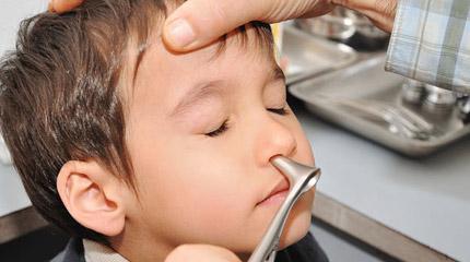 CHILD OTORHINOLARYNGOLOGY