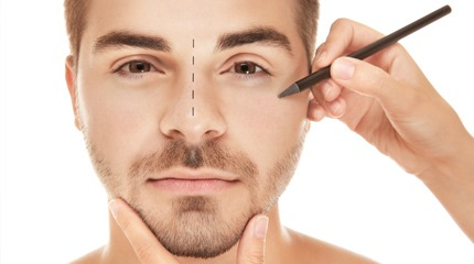 MALE COSMETIC NOSE SURGERY